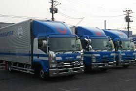 仙台支店 中型トラックドライバー