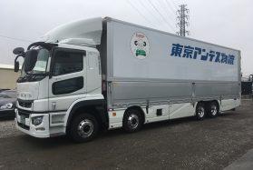 大型トラックドライバー【業務拡張につき急募】【中・長距離】